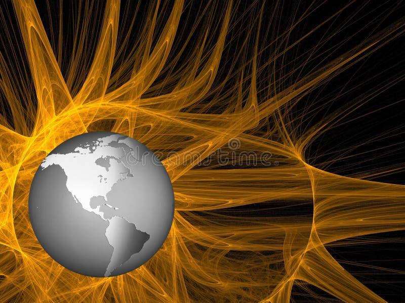 Aardebol stock afbeelding