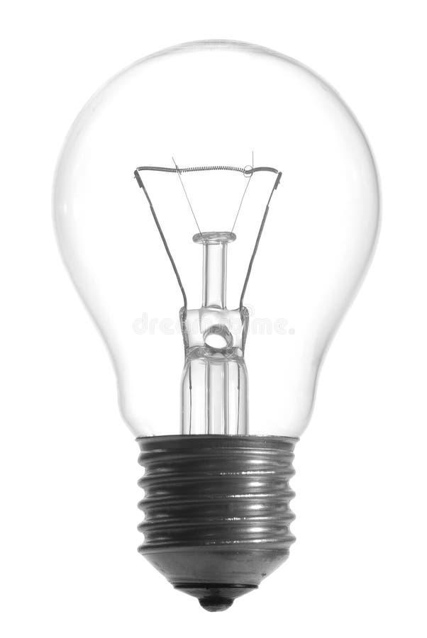 De bol van de lamp royalty-vrije stock fotografie
