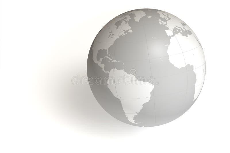 De Bol van de wereld royalty-vrije illustratie