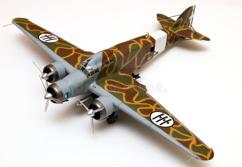 De Bommenwerper van de torpedo royalty-vrije stock fotografie