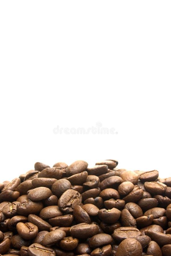 De Bonen van de koffie (1) stock afbeelding