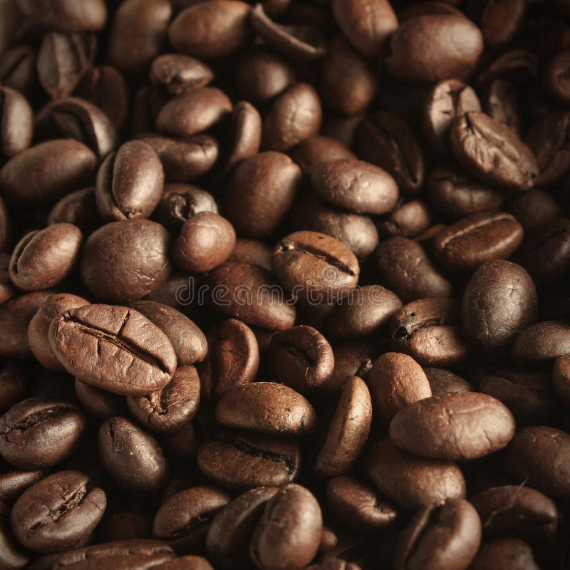 Download De bonen van de koffie stock afbeelding. Afbeelding bestaande uit sluit - 10782463