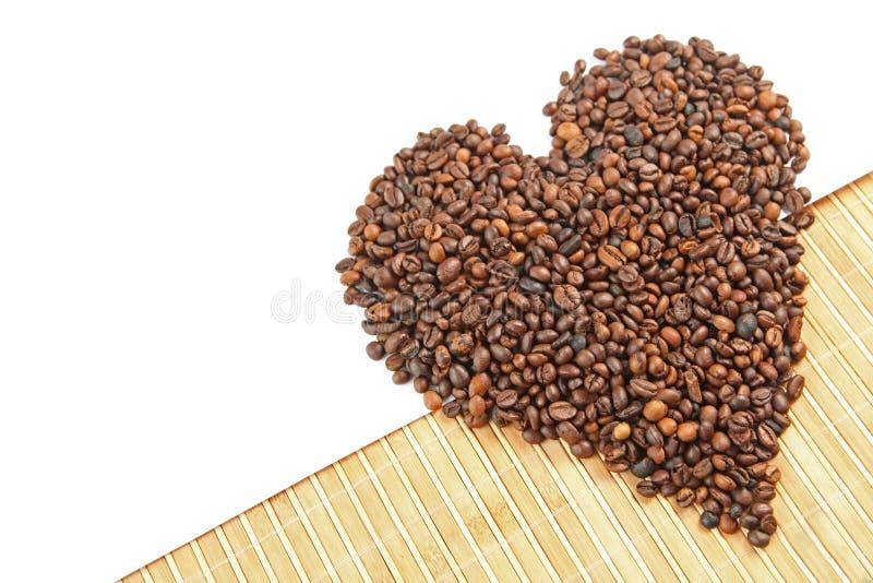 De bonen van de koffie (reeks) royalty-vrije stock foto