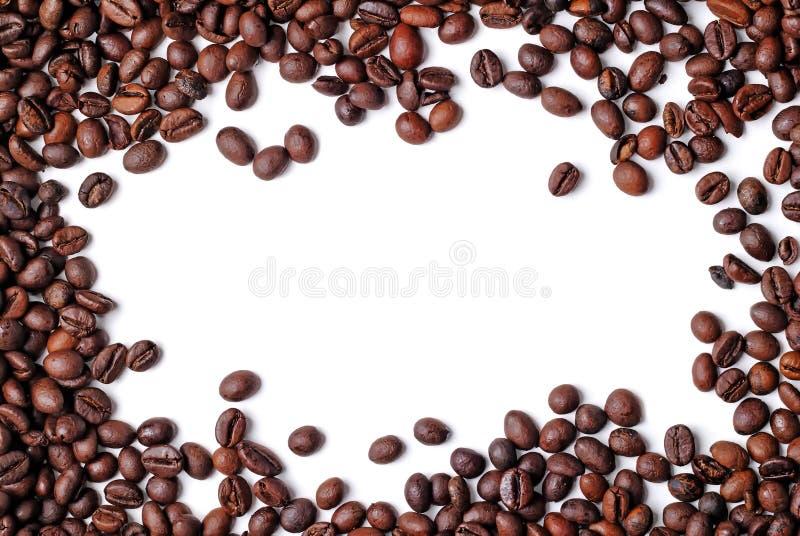 De bonenframe van de koffie stock fotografie