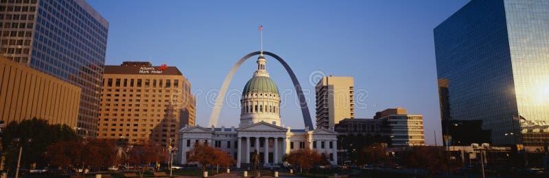 De Boog van St.Louis royalty-vrije stock fotografie