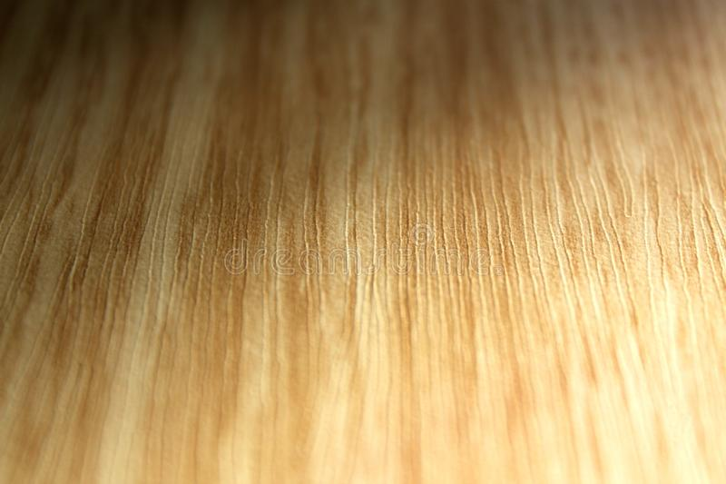 De boom eiken bruine natuurlijke kleur van de planktextuur stock foto's