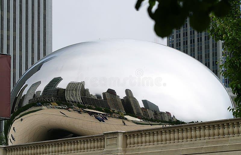 De Boon van Chicago royalty-vrije stock foto