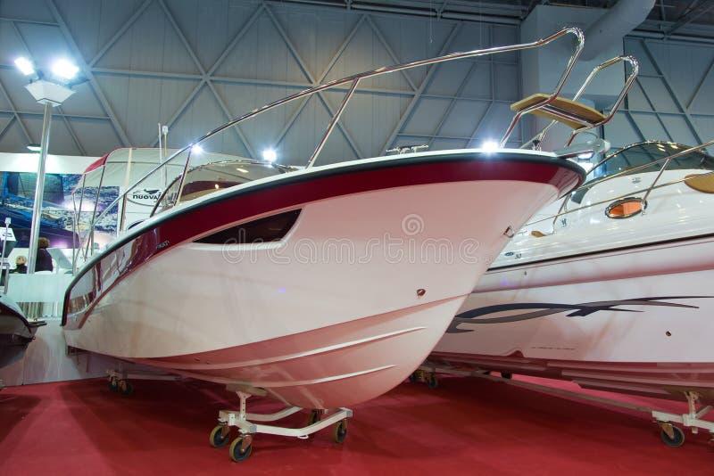 De Boot van CNR Avrasya toont royalty-vrije stock afbeelding