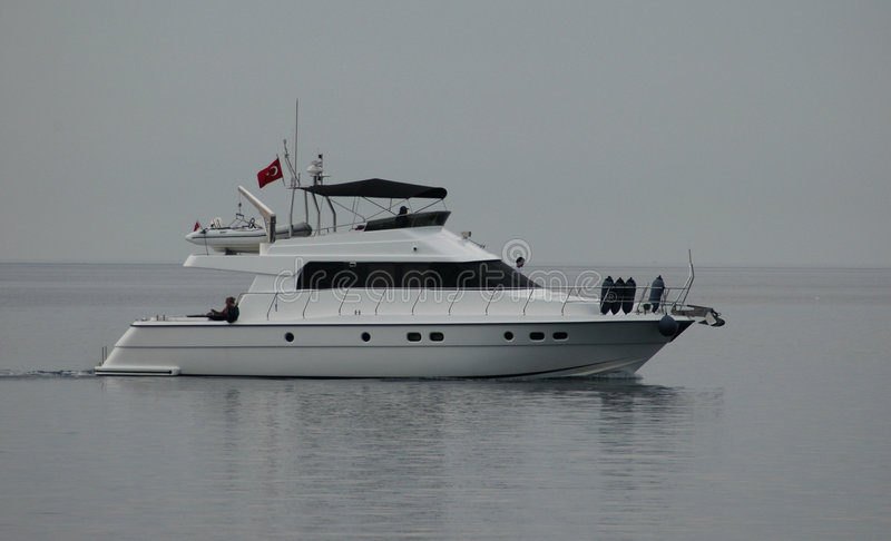De Boot Van De Cruise. Royalty-vrije Stock Foto
