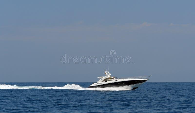 De boot van de luxe royalty-vrije stock foto
