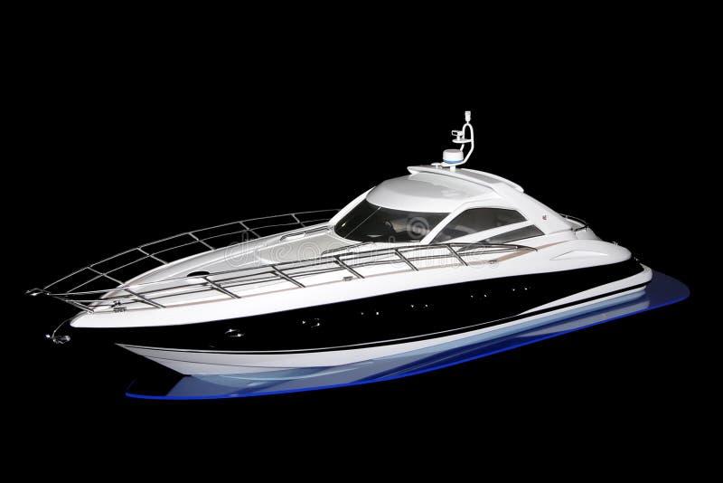 De Boot van de luxe royalty-vrije stock fotografie