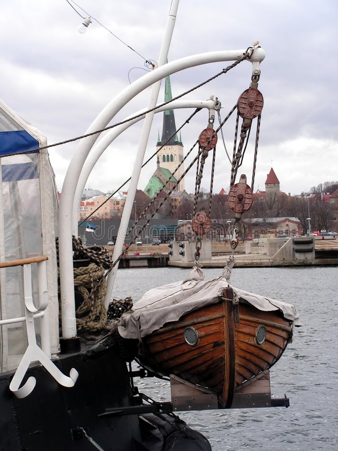 De boot van de redding royalty-vrije stock foto's