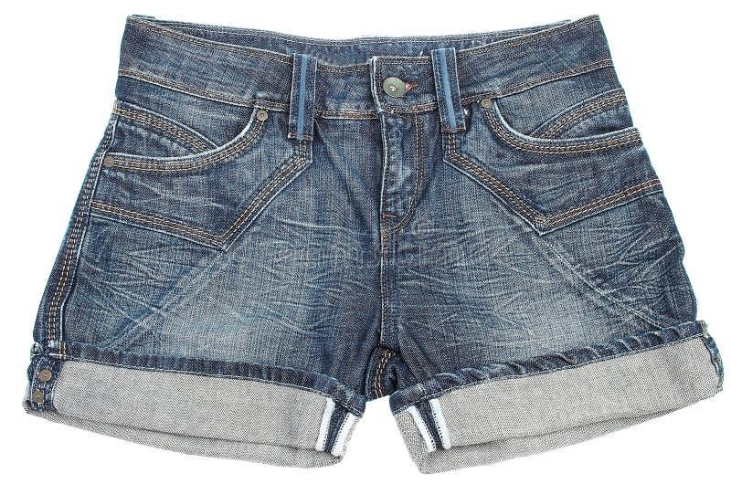 De borrels van jeans royalty-vrije stock foto's