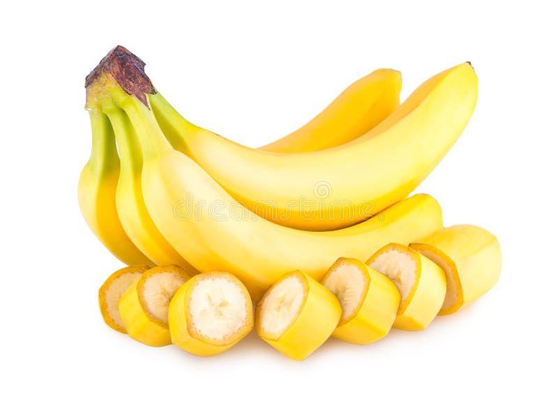 De bos van de banaan stock afbeelding