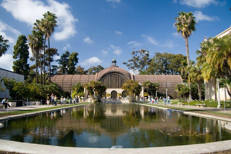De Botanische Tuin van San Diego royalty-vrije stock foto