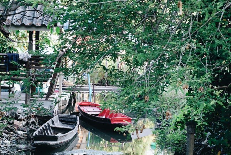 De boten stock foto's