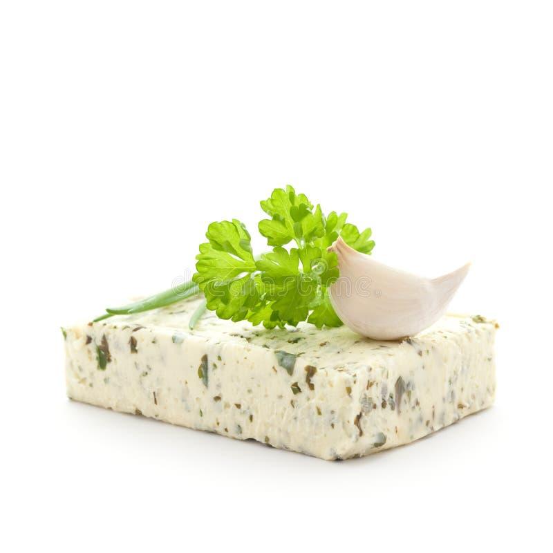 De boter van het kruid royalty-vrije stock foto's