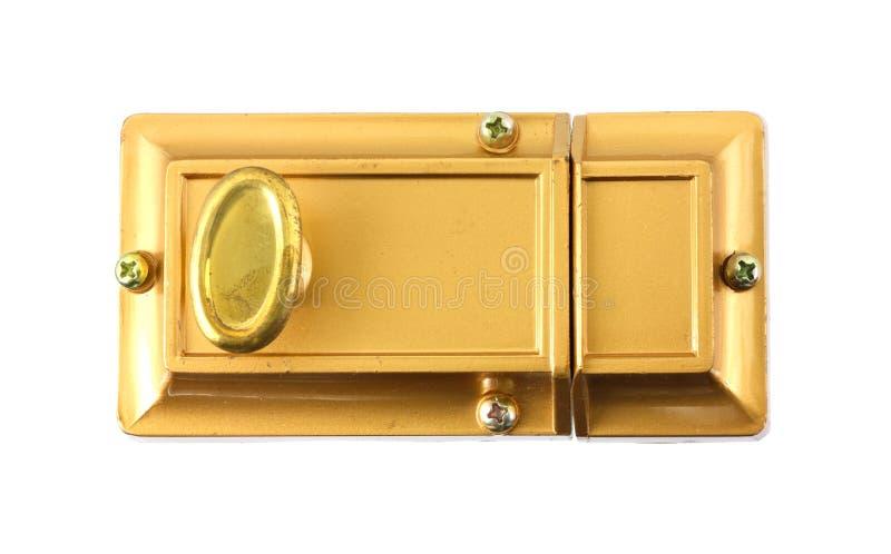 Download De Bout Van De Veiligheid Voor Huisdeuren Stock Afbeelding - Afbeelding bestaande uit nieuw, rechthoekig: 10777619