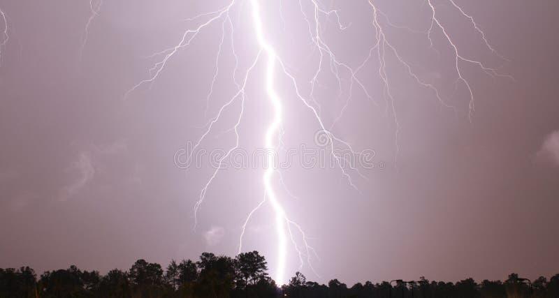 De Bout van Zeus stock afbeeldingen