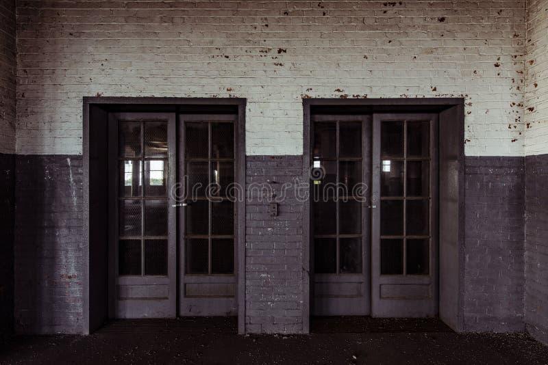 De Bouw collier-Crowell - Springfield, Ohio royalty-vrije stock afbeelding