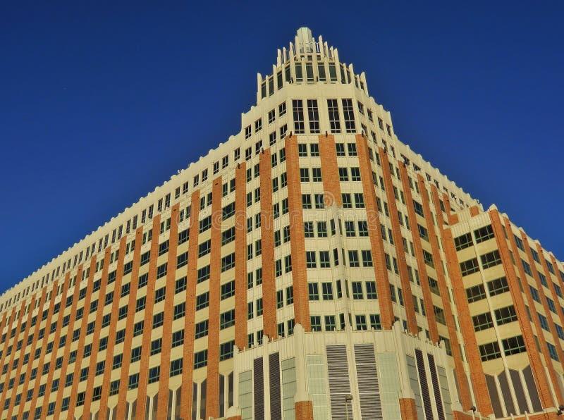 De bouw met meerdere verdiepingen in San Antonio