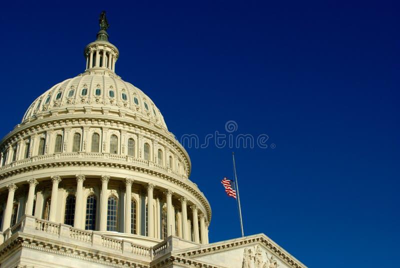 De Bouw van de Senaat van de V.S. stock afbeelding
