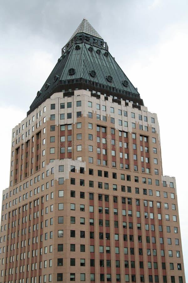 De Bouw van de Stad van New York royalty-vrije stock foto's