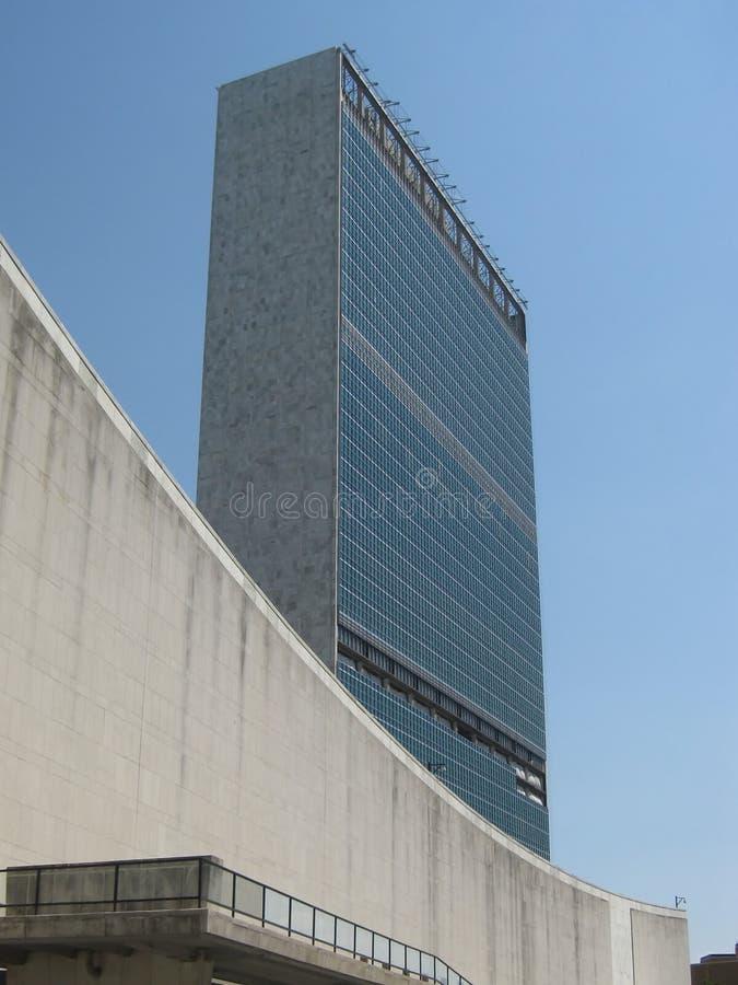 De bouw van de Verenigde Naties royalty-vrije stock foto