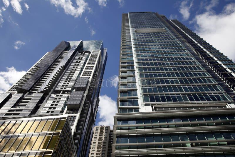 De Bouw van het bureau in Sydney, Australië stock fotografie