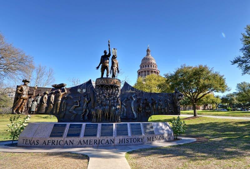 De Bouw van het Capitool van de Staat van Texas royalty-vrije stock foto's