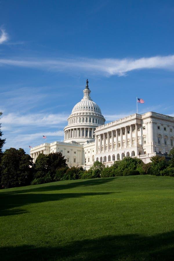 De Bouw van het Capitool, Washington DC royalty-vrije stock foto's