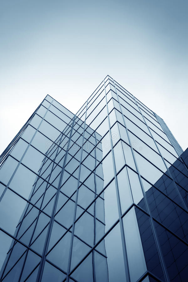 De bouw van het glas