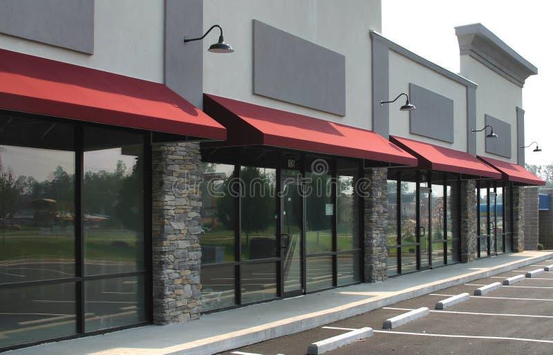 De Bouw van het winkelcentrum - 1 stock afbeeldingen