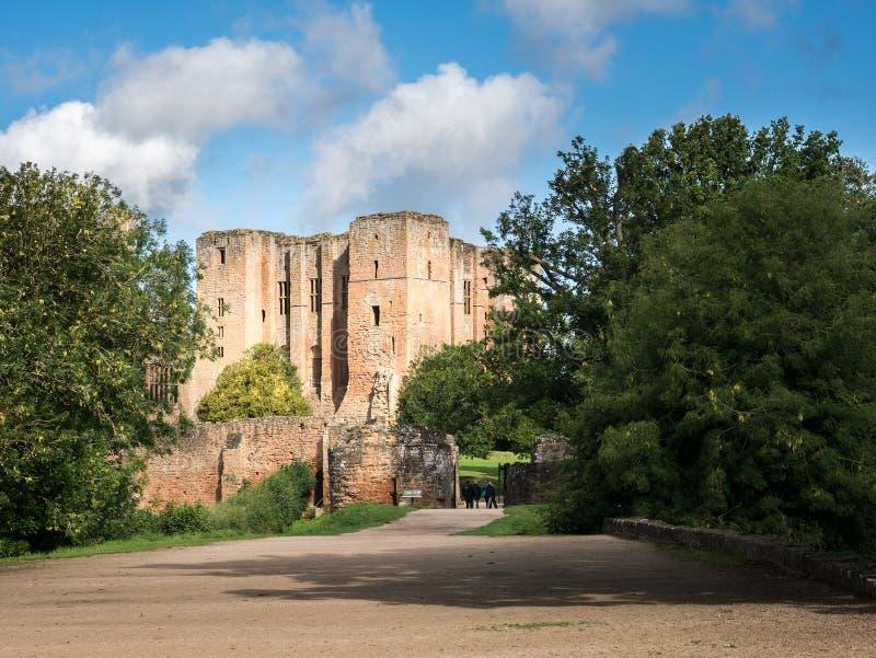 De bouw van Tudor royalty-vrije stock afbeelding