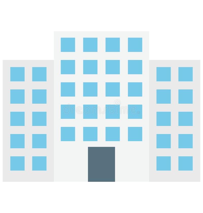 De bouw, vlakten, isoleerde Vectorpictogram dat gemakkelijk kan worden gewijzigd of uitgeven vector illustratie
