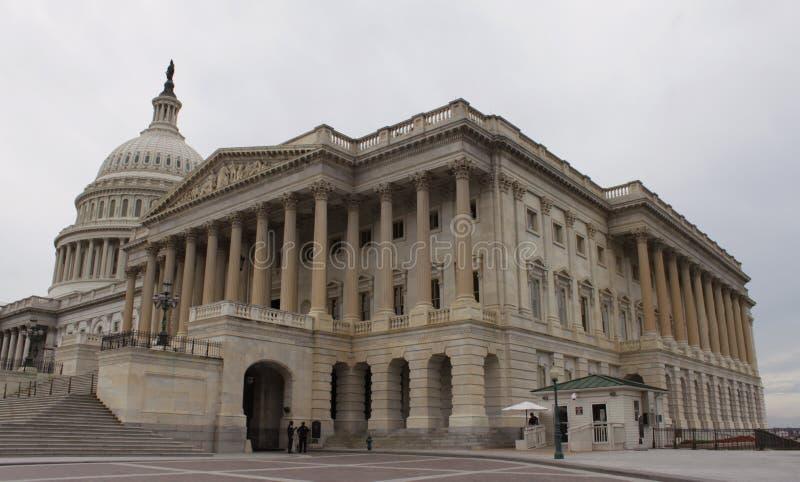 De bouw, Washington DC royalty-vrije stock foto's