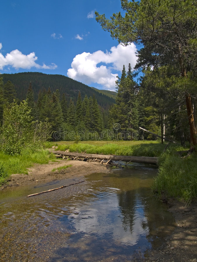De Bovenloop van Colorado royalty-vrije stock foto's