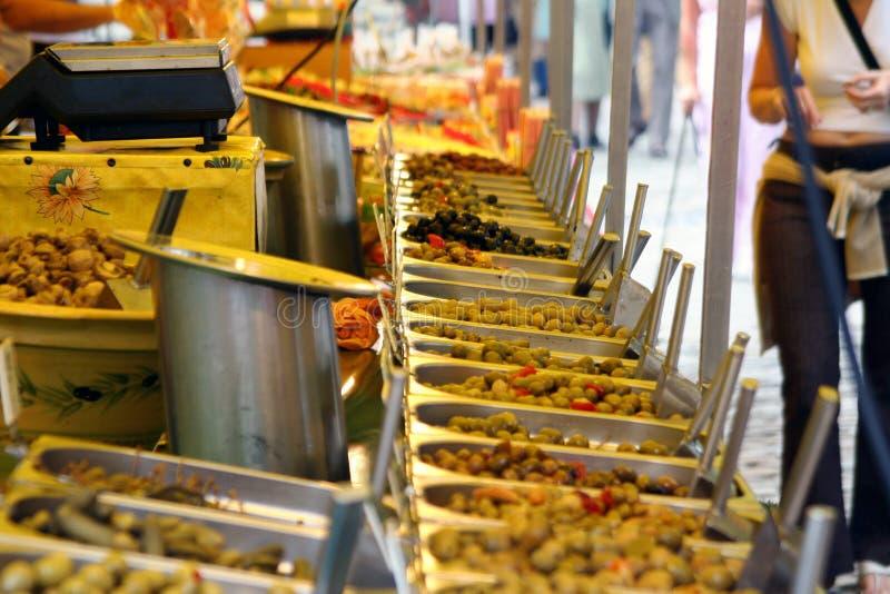 De Box van het voedsel royalty-vrije stock afbeeldingen