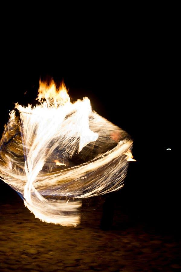 De brand toont stock afbeeldingen