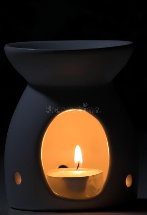 De brander van de olie royalty-vrije stock afbeelding