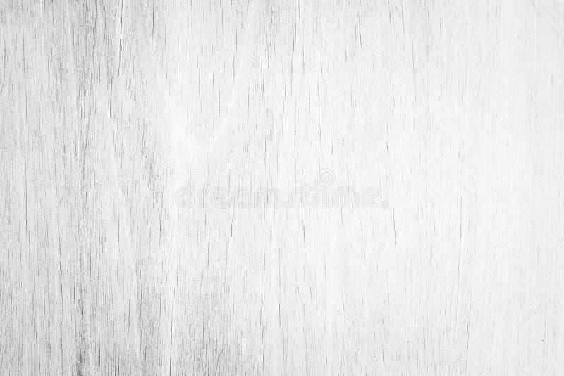 De brede mening van de Lijstbovenkant van houten textuur op witte lichte panoramische achtergrond Achtergrond van de de vloerberk royalty-vrije stock afbeelding
