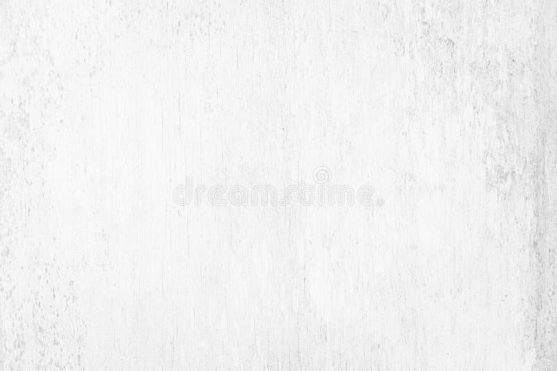 De brede mening van de Lijstbovenkant van houten textuur op witte lichte panoramische achtergrond Achtergrond van de de vloerberk stock fotografie