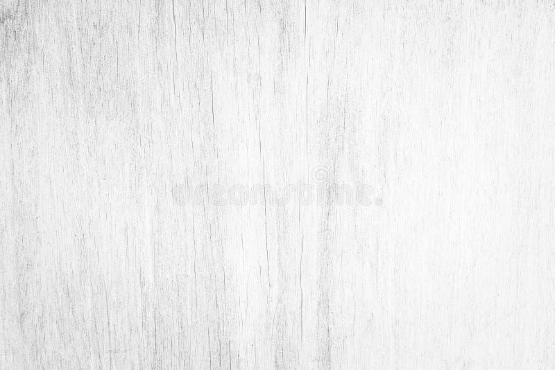 De brede mening van de Lijstbovenkant van houten textuur op witte lichte panoramische achtergrond Achtergrond van de de vloerberk stock foto's