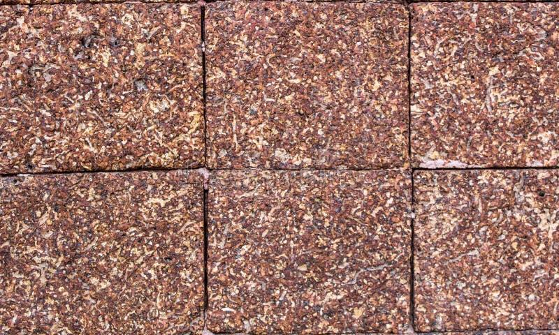 De breedte van de bakstenen muuroppervlakte royalty-vrije stock afbeelding
