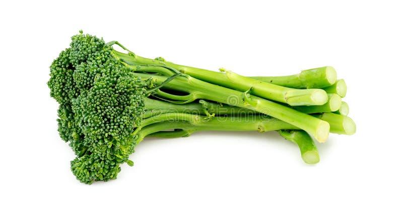 De broccoli van de Broccolinibaby stock afbeelding