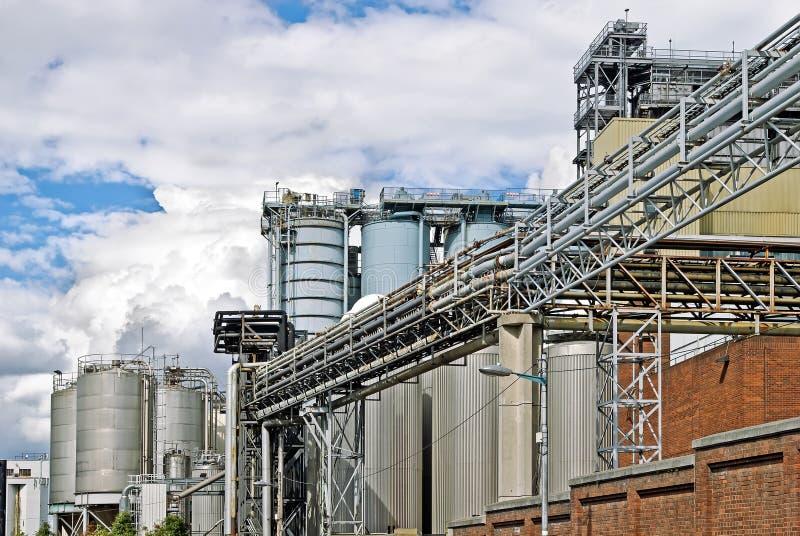 De brouwerij van Guiness, Dublin, Ierland stock foto's