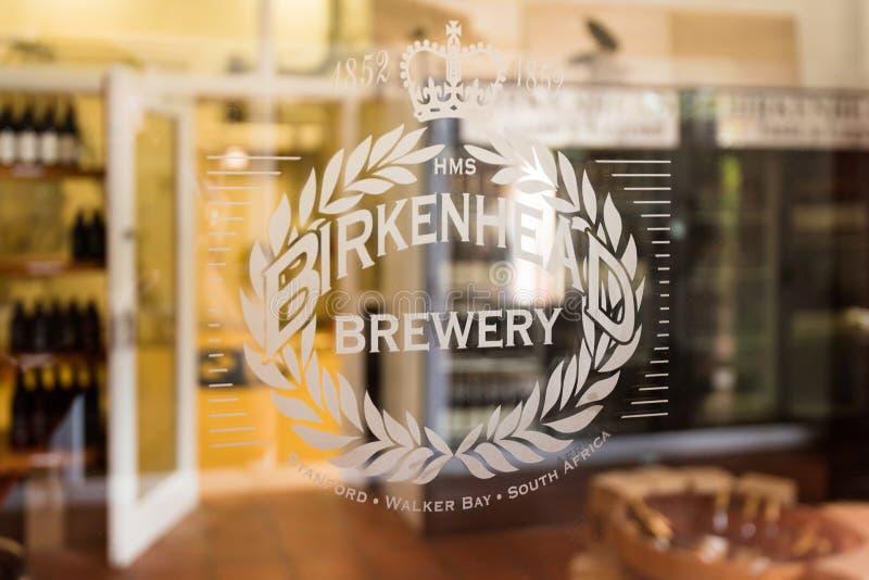 De Brouwerij van het de Ambachtbier van Birkenhead, Zuid-Afrika royalty-vrije stock afbeelding