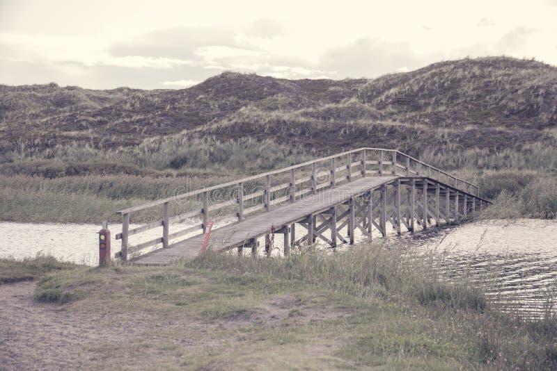 De brug in het Paradijs stock foto's