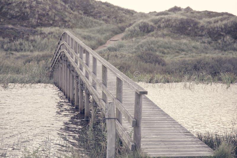 De brug in het Paradijs stock fotografie