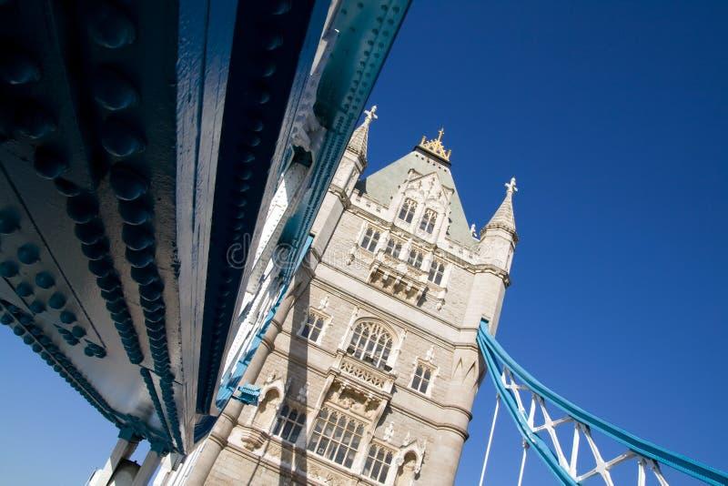 De brug Londen hoofdEngeland van de toren stock fotografie